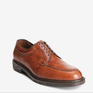 Allen Edmonds Brown Leather Dress Oxford Shoes
